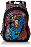 BB DesignsSuperman Junior BackpackUnisex NiñosMochilasRojo (Red)37x43x15...