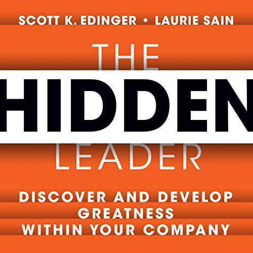 The Hidden Leader audiobook cover art