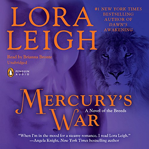 Mercury's War cover art