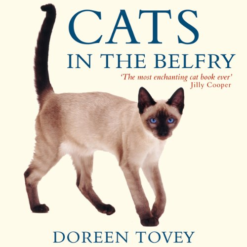 Cats in the Belfry audiobook cover art