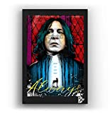 "Severus Snape (Alan Rickman) ""Always"" - Original"