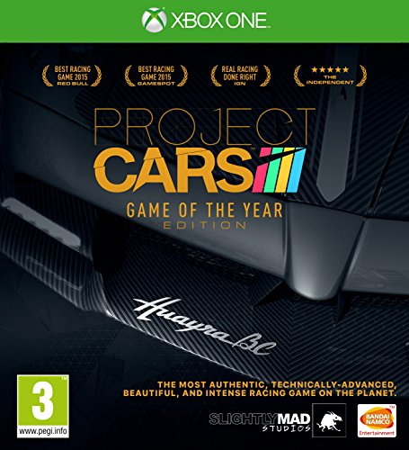 Project Cars - Game of The Year Edition Xbox1