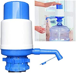 Heavy Duty Drinking Water Pump- Easy Operation, 5 Gallon Manual Pump for Bottle Water