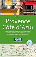 DuMont Reise-Handbuch Reisefuehrer Provence, Côte d'Azur: mit Extra-Reisekarte
