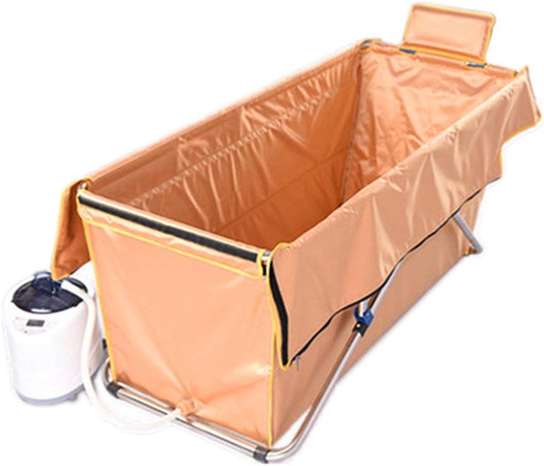 Relaxbx Erwachsene faltende Badewanne, Badewanne der Badekinder (Farbe  A)