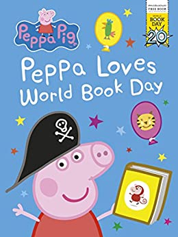 Peppa Pig: Peppa Loves World Book Day by [Ladybird]