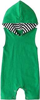 TWISFER Kleinkind Kind Baby M/ädchen Overalls Mode Kurzarm Floral Ausgestellte Hosen Jumpsuit Kleidung Neugeborenen Baby Bodysuits Outfits