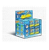 Hot Wheels- Coche Reveal Cambia DE Color con EL Agua Mod SDOS, Multicolor (Mattel HBN63)