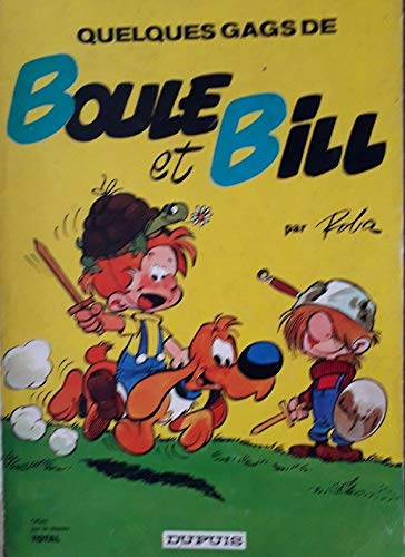 Boule et Bill - Total - Quelques gags de Boule et Bill - édition promotionnelle