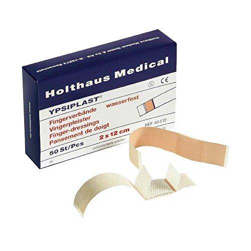 Holthaus Medical YPSIPLAST® Fingerverband 100 Stück wasserfest 2 x 12 cm