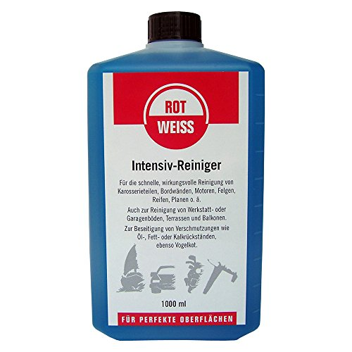 Rotweiss 9210 Intensiv-Reiniger Konzentrat
