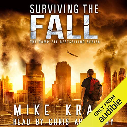 Surviving the Fall Box Set audiobook cover art