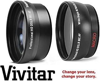 Super Wide Hi-Def Fisheye Lens for Samsung NX500 NX3300 EV-NX500 EV-NX3300 43mm Compatible
