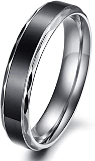 Tungsten Rings for Men Women Wedding and Engagement Bands Jewelry Gifts
