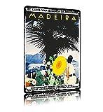 ERMUHEY Madeira Island Portugal Reise-Poster Vintage Retro