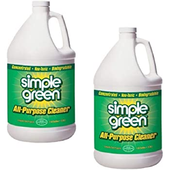 PACK OF 2 - Simple Green All-Purpose Cleaner Concentrate, 1 Gal