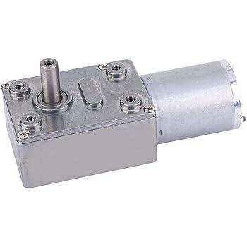 DC 24V 5-150RPM Motor de Engranaje Helicoidal de Torsión Grande Tipo Micro Motor de Reducción de Velocidad de CC Motor de Reducción de Velocidad de Potencia(40RPM): Amazon.es: Industria, empresas y ciencia