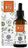 Vitamin B12 Tropfen in 50ml . Hochdosiert: 1000µg je Tagesdosis.