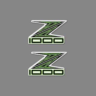 Suchergebnis Auf Für Kawasaki Z750 Aufkleber Magnete Zubehör Auto Motorrad