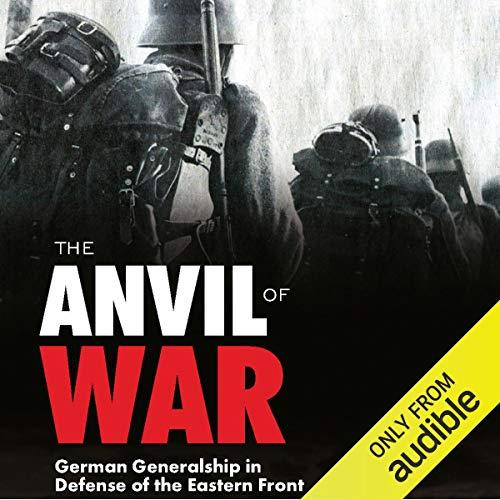 The Anvil of War audiobook cover art
