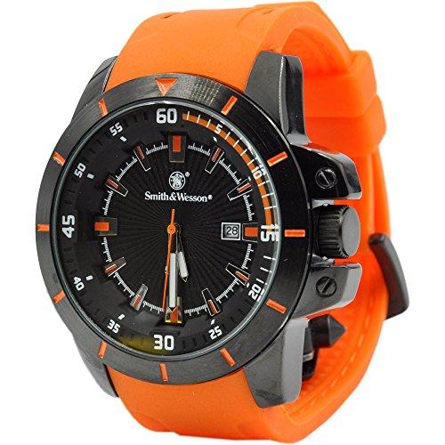 Smith & Wesson Trooper Watch, Orange