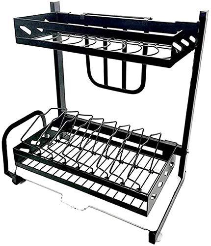 HSWJ Estantes de Cocina Plato de Almacenamiento en Rack de Almacenamiento Utensilios de Cocina de Almacenamiento en Rack Rack Cuchillo de Corte Junta