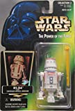 Star Wars: Power of The Force Hologram Green Card  R5-D4 Action Figure