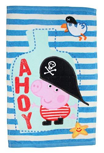 Peppa Pig PP182056 - Toalla infantil (30 x 50 cm)
