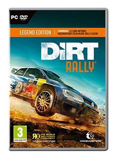classement un comparer Dirt Rally-Édition Légendaire