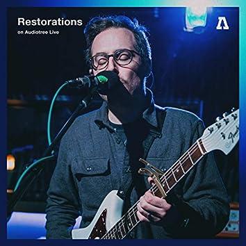 Restorations on Audiotree Live (#2)