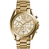 Michael Kors Women's Bradshaw Gold-Tone Watch MK5605