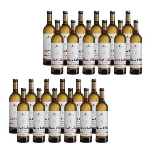 Monte Velho - Weißwein - 24 Flaschen