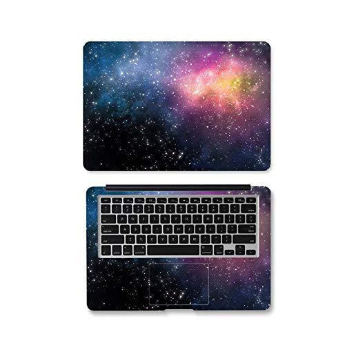 Sy-115-Custom Size Laptop Sticker for Macbook, HP, Acer, Dell, Asus, Lenovo - Star Sky Design