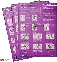 [3er-Set] Yoni-Massage Kurzanleitung (2021) - 23 Massage-Techniken für die Tantramassage und mehr Genuss beim Sex - Prakti...