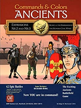 Command and Colors  Ancients Expansions Combo Pack 2 and 3