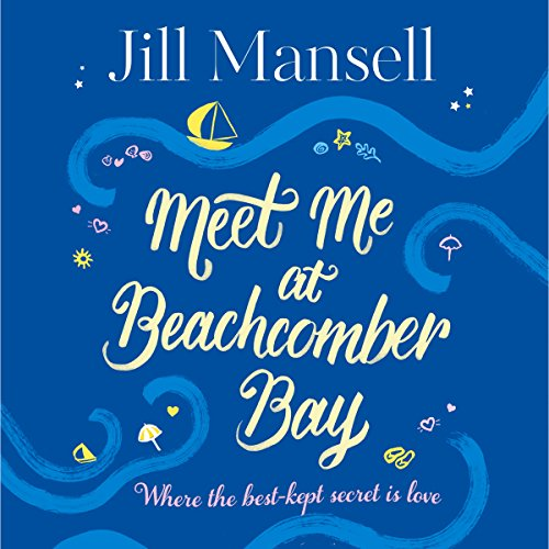 Meet Me at Beachcomber Bay cover art