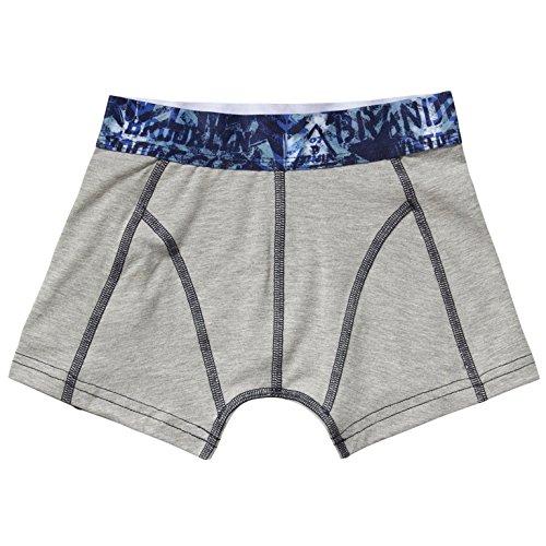 Vingino Jungen Short Melange 2-pack Melange UB1640005 (XS-110/116, melange)