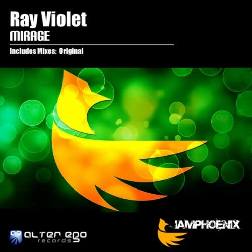 Ray Violet