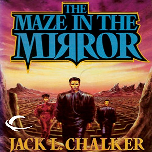 The Maze in the Mirror audiobook cover art