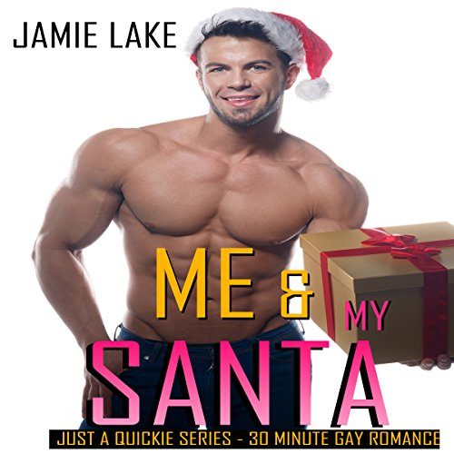Me & My Santa audiobook cover art