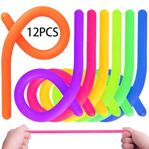 Sipobuy El Juguete Cuerdas elásticas sensoriales
