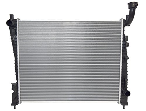 Automotive Cooling Radiator For Jeep Grand Cherokee Dodge Durango 13200 100% Tested