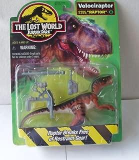 Jurassic Park The Lost World Velociraptor Dinosaur