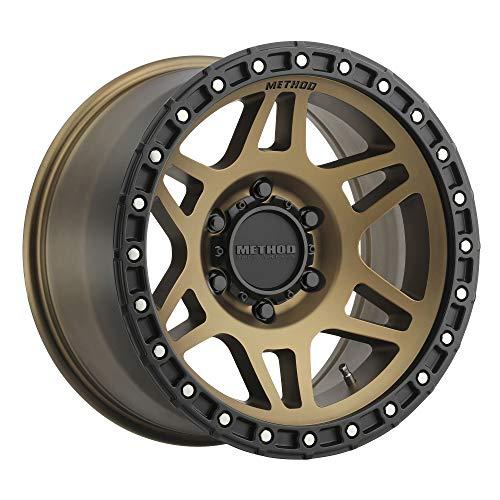 Method Race Wheels 312 Method Bronze/Black Street Loc 17x8.5