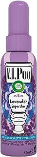 Air Wick - Desodorante en spray V.I.Poo antiolores perfumado lavanda Superstar 55 ml