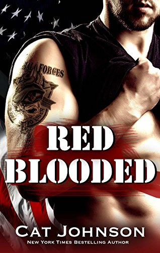 Red Blooded: A protector romance (Red Hot & Blue)