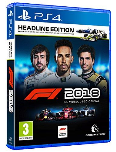 Formula 1 2018 Headline Edition