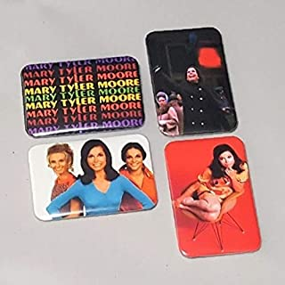 The Mary Tyler Moore Show - The Mary Tyler Mary Show Series - Rhoda And Mary - Backpack Buttons - TV Show Gifts - Mary Tyler Moore Gifts - Mary Tyler Moore Art