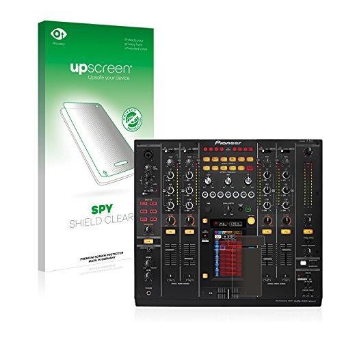 upscreen Protector Pantalla Privacidad Compatible con Pioneer DJM 2000 Nexus Anti-Espia Privacy
