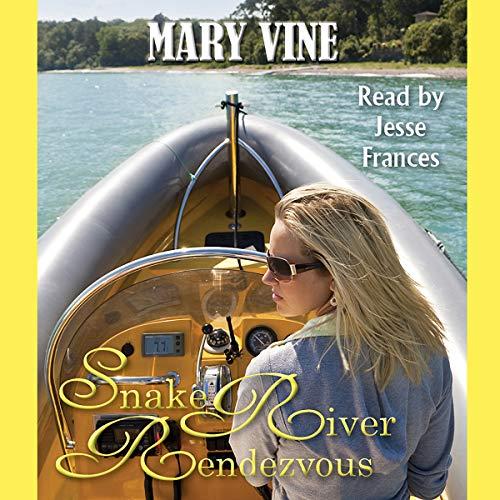 Snake River Rendezvous audiobook cover art